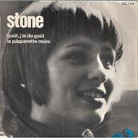 Cover Stone [FR] - Goût, j'ai du goût